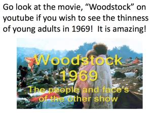 Woodstock 1969 Slide 1