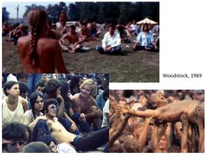 Woodstock 1969 Slide 2