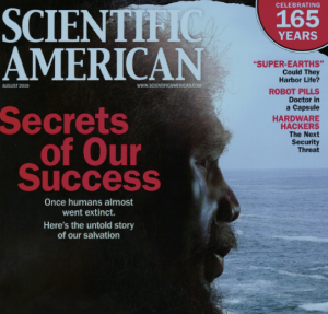 Scientific Am Cover
